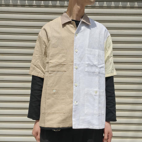 CRAZY SAFARI SHIRTS 【 CHAHCHAH 】
