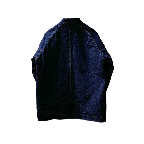 HOT COVERALL JKT 【THE UNION】【THE BLUESTOVERALLS】