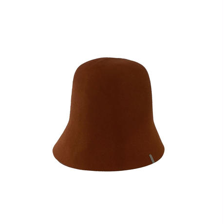 Rabbit Felt Open Hat <BRC/GRY> 【bocodeco】【凹凸】
