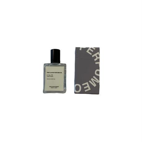 PERFUME OIL - No.78 Tirta Emple【The Flavor Design】