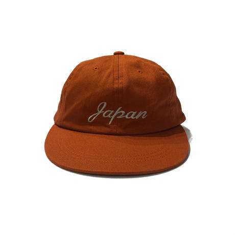 JAPAN CAP 【THE UNION】【THE COLOR】