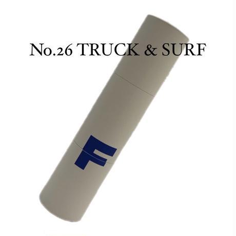 DIFFUSER -No.26 TRUCK & SURF【The Flavor Design】