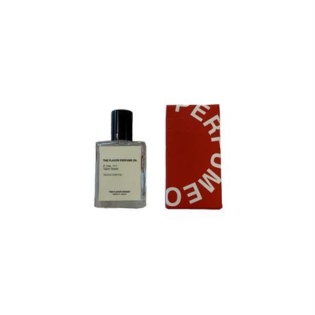 PERFUME OIL - No.111 Taylor Street【The Flavor Design】