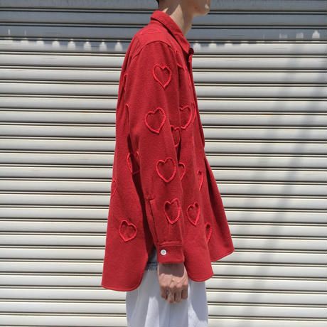 CC HERTFUL GRAND DAD SHIRT 【 CHAHCHAH 】