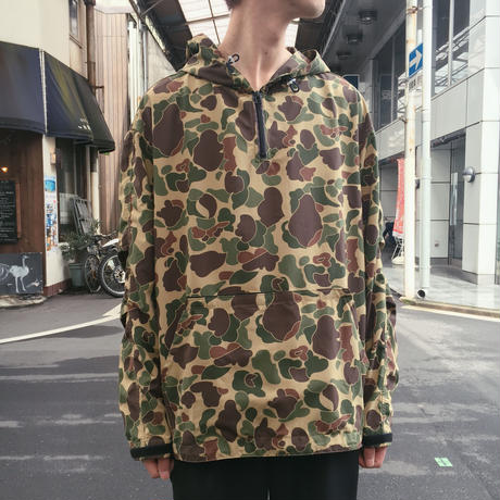 CAMO PULLOVER HOODIE  【CHARI &CO】
