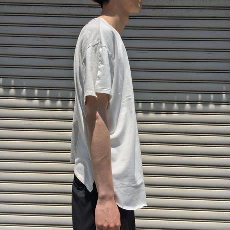 ALL ROUND T-SHIRT 【 A.D.A.N 】 【 TRAINERBOYS 】