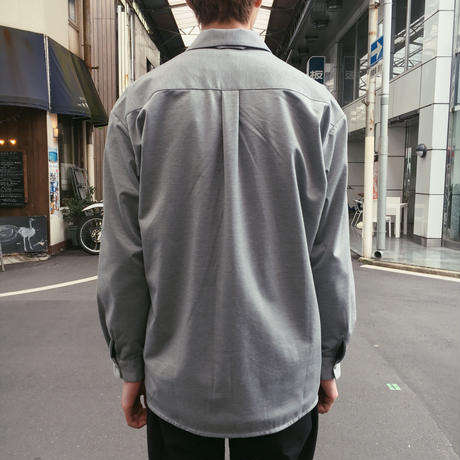 CLOUDY LS SHIRTS 【 CURLY 】