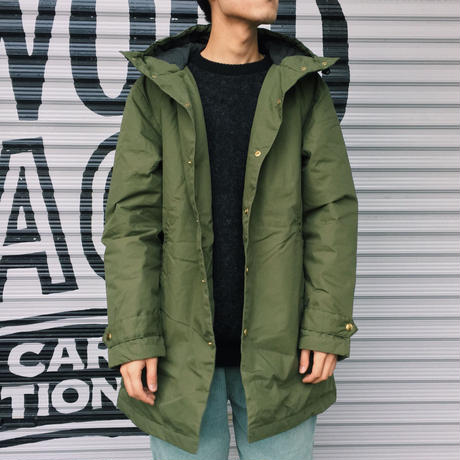 HOODED DOWN COAT 【haveagoodday】【NANGA】