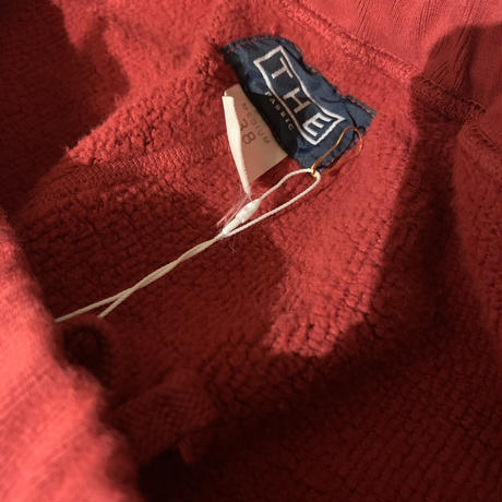 THE SWEAT PANTS <burgundy> 【THE UNION】【THE FABRIC】