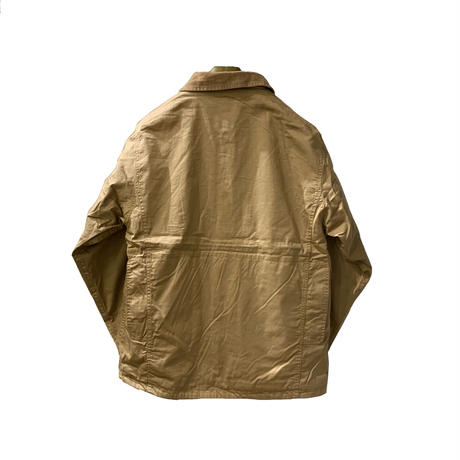 SLOWUP COACH JKT <beige> 【THE UNION】【THE FABRIC】
