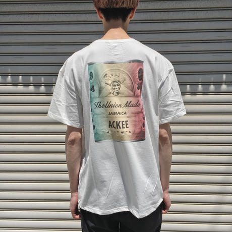 ACKEE TEE 【 THE UNION 】 【 THE FABRIC 】