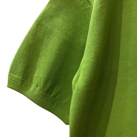 MOSS STITCH S/S <Green>【crepuscule】