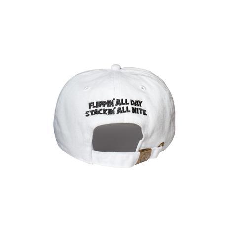FRANCHISE Logo Low Baseball Cap【WHITE】
