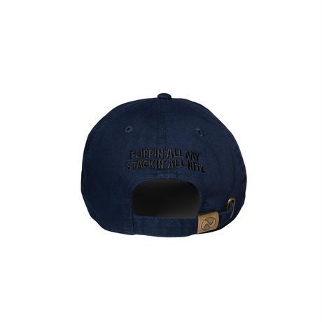 FRANCHISE Logo Low Baseball Cap【NAVY】