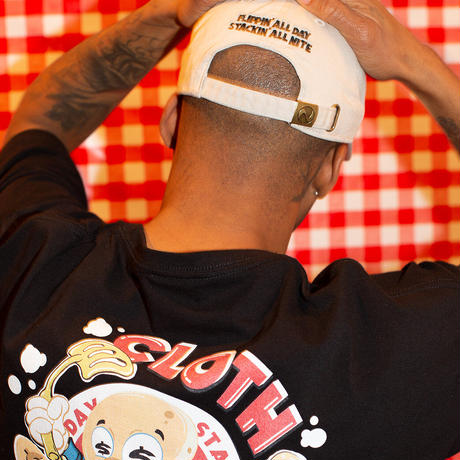FRANCHISE Logo Low Baseball Cap【NATURAL】