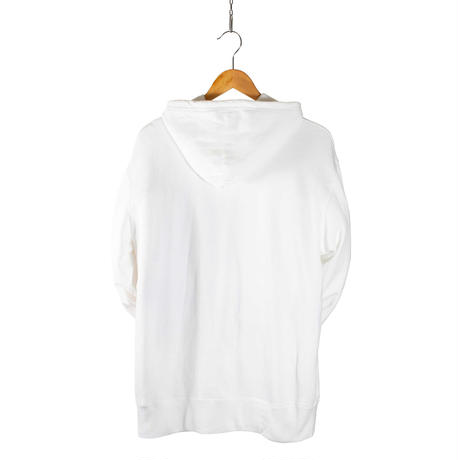 BREAKFAST Hooded Sweatshirt【WHITE】