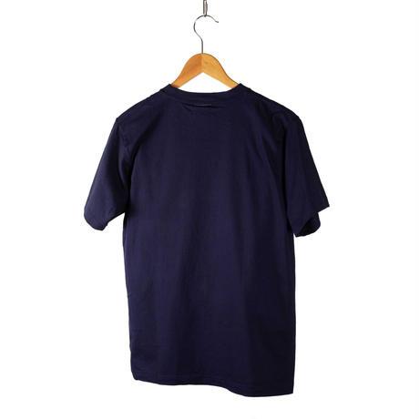 FRANCHISE Logo T-Shirt【NAVY】