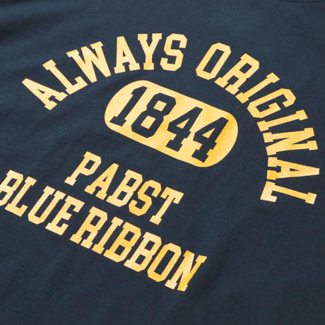 PABST BLUE RIBBON  COLLEGE TEE