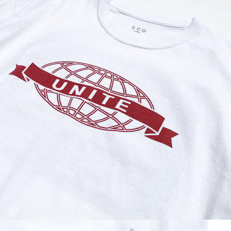 UNITE TEE [ -Where are you now-  ] -Pre Order-