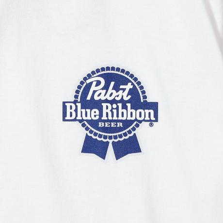 PABST BLUE RIBBON  ORIGINAL LOGO TEE