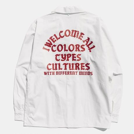 WELCOME SHIRT