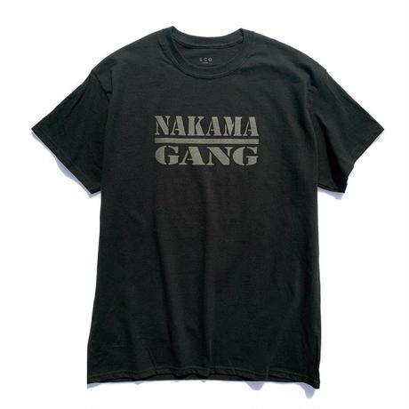 NAKAMA GANG S/S TEE  -Pre Order-