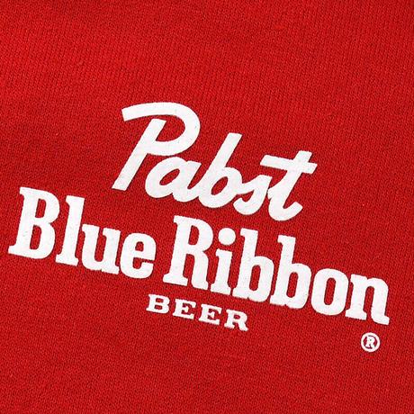 PABST BLUE RIBBON  SMALL LOGO HOOD