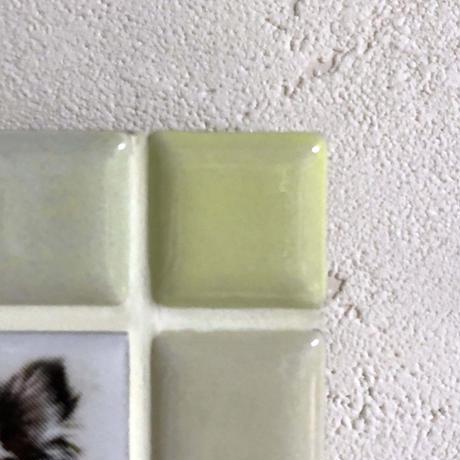 ブライトカラー/ライムイエロー(S)◆Tile Picture Frame(S)/Bright Tone/LIME YELLOW◆
