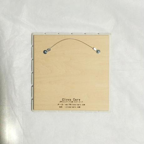 フォギーカラー/エメラルド(M)◆Tile Picture Frame(M)/Foggy Tone/EMERALD◆