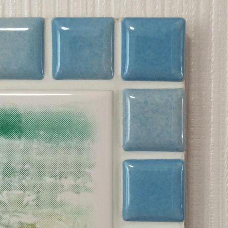 ブライトカラー/スカイブルー(XL)◆Tile Picture Frame(XL)/Bright Tone/SKY BLUE◆
