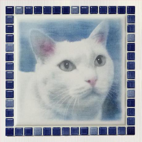 ブライトカラー/インディゴブルー(XL)【見本】◆Tile Picture Frame(XL)/Bright Tone/INDIGO  BLUE◆