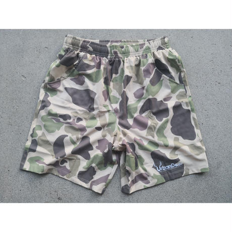 URBAN DEER HUNTER CAMO SURF PANTS