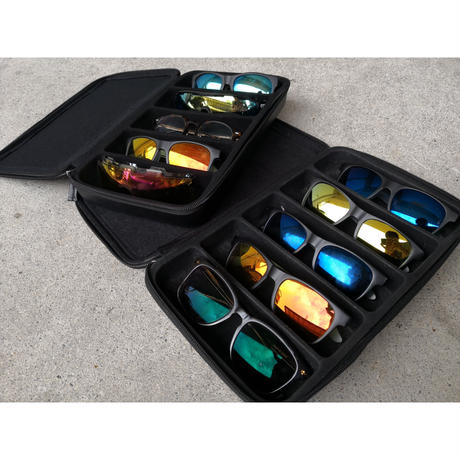 CLT LEATHER 5EYE WEAR CASE