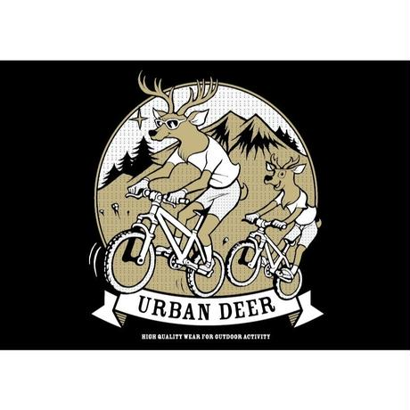 URBAN DEER TEE CASUAL ver(コットン)