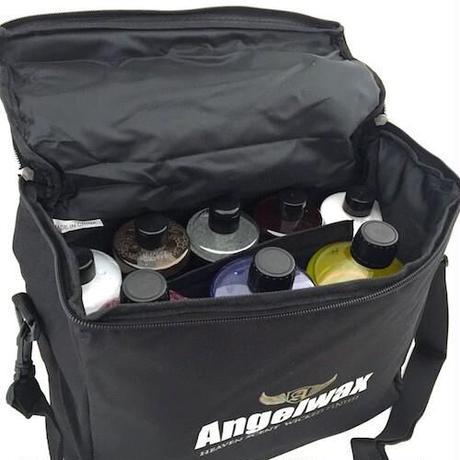 公式ステッカー付 ANGELWAX ディティーリングバッグ エンジェルワックス スパシャン DETAILING BAG
