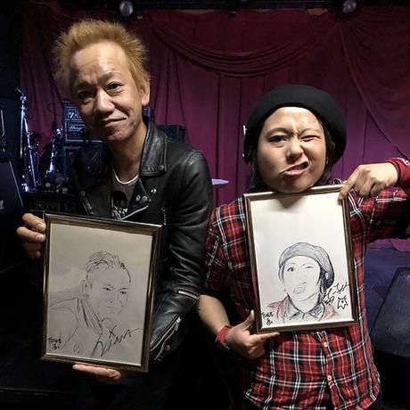 ラフィンノーズ(Lina & ちーちゃん) Picture SET by ツネグラムサム