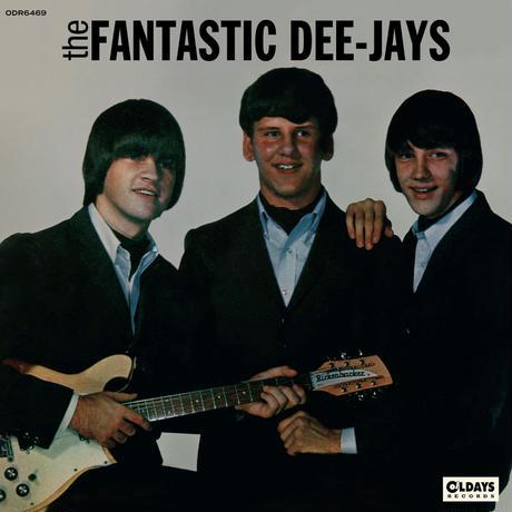 FANTASTIC DEE-JAYS by 新井裕尚氏(クリンク・レコード) 缶バッチ付き