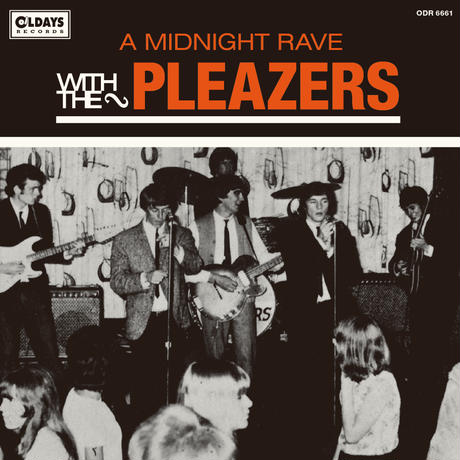 A MIDNIGHT RAVE with PLEAZERS by 新井裕尚氏(クリンク・レコード) 缶バッチ付き