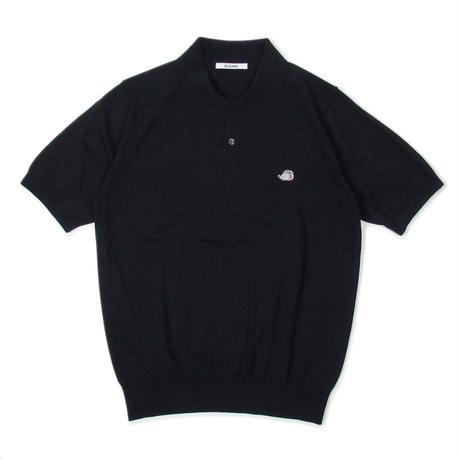 SLOANE X Clubhaus Knit Polo - Navy
