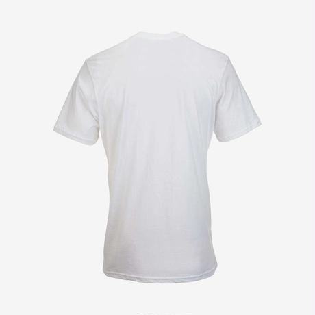 ELECTRIC EXPANSE S/S TEE-White