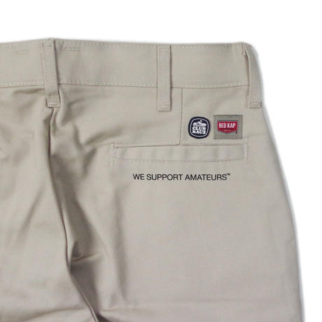 Clubhaus REDKAP Work shorts-Beige
