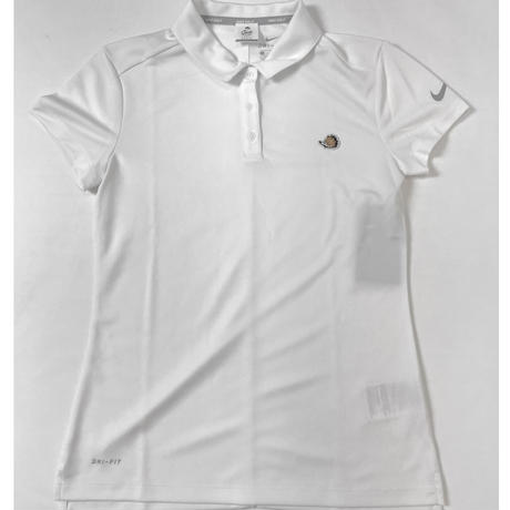 NikeGolf Women's Wedgehog  Polo White