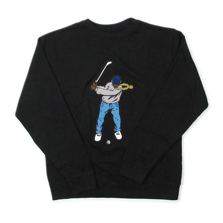 Eastside Golf Staple Sweatshirt - Black