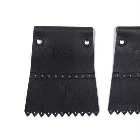CLUBHAUS Shoe Quilt - Black