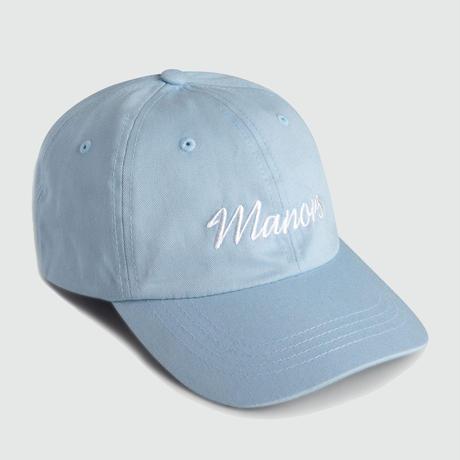 Manors Dad Cap - Powder Blue