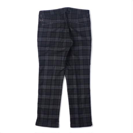 Check Your Head Check Pants - GrayCheck