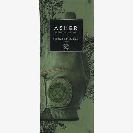 ASHER Premium Collection- Moss