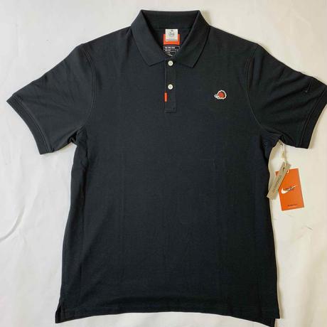 Nike orange Wedgehog Custom Polo