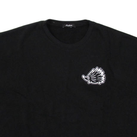 Malbon Wedgehog × Buckets Cooper Sweat Gen2 -Blackout
