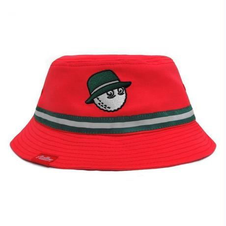 Malbon Golf COOPER BUCKET HAT